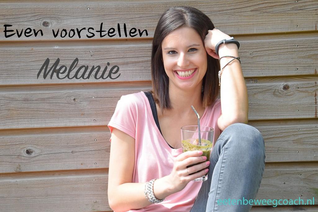 Voorstellen Melanie 2