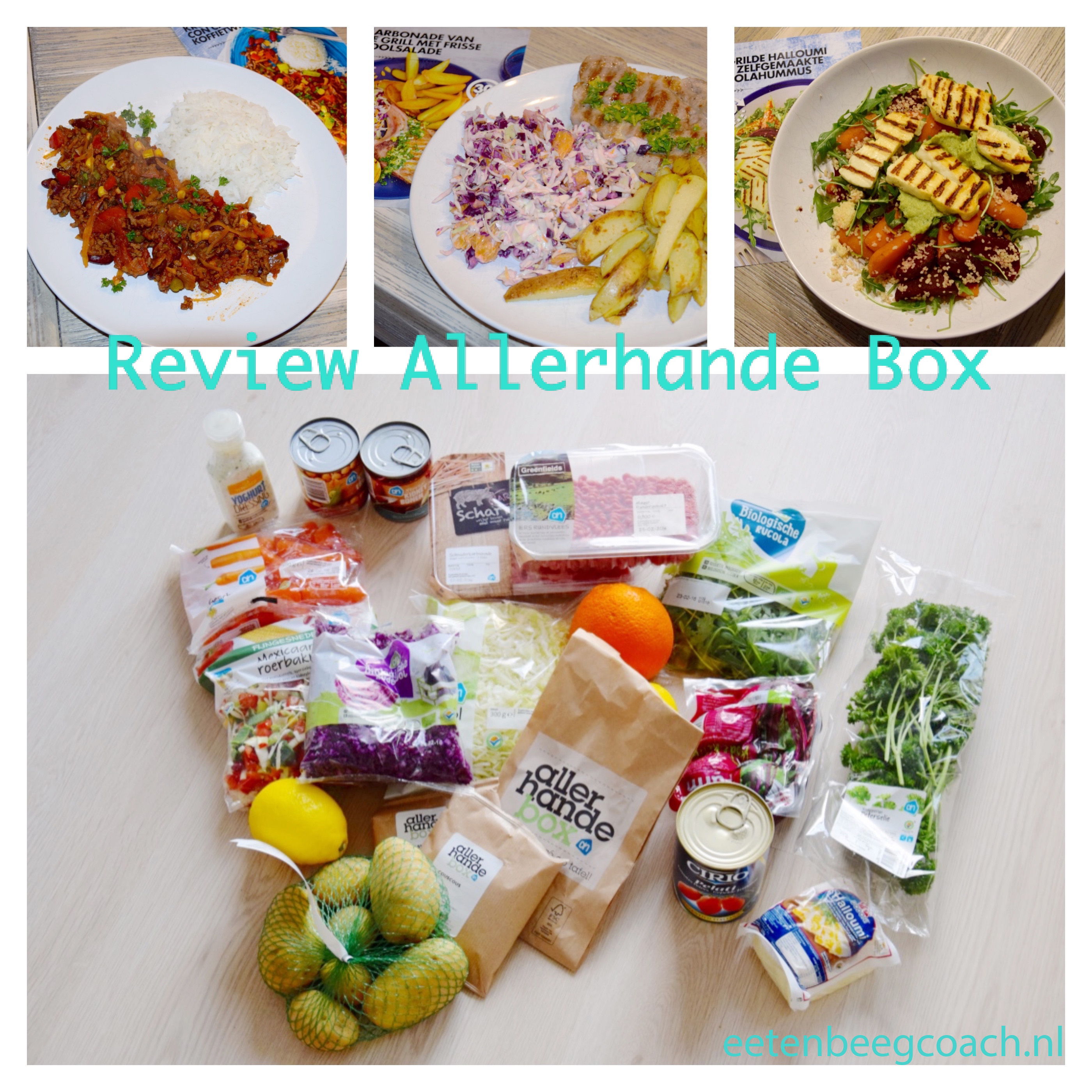 Review Allerhande Box