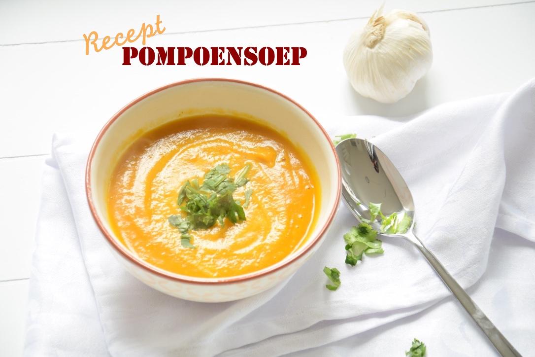 Recept: pompoensoep