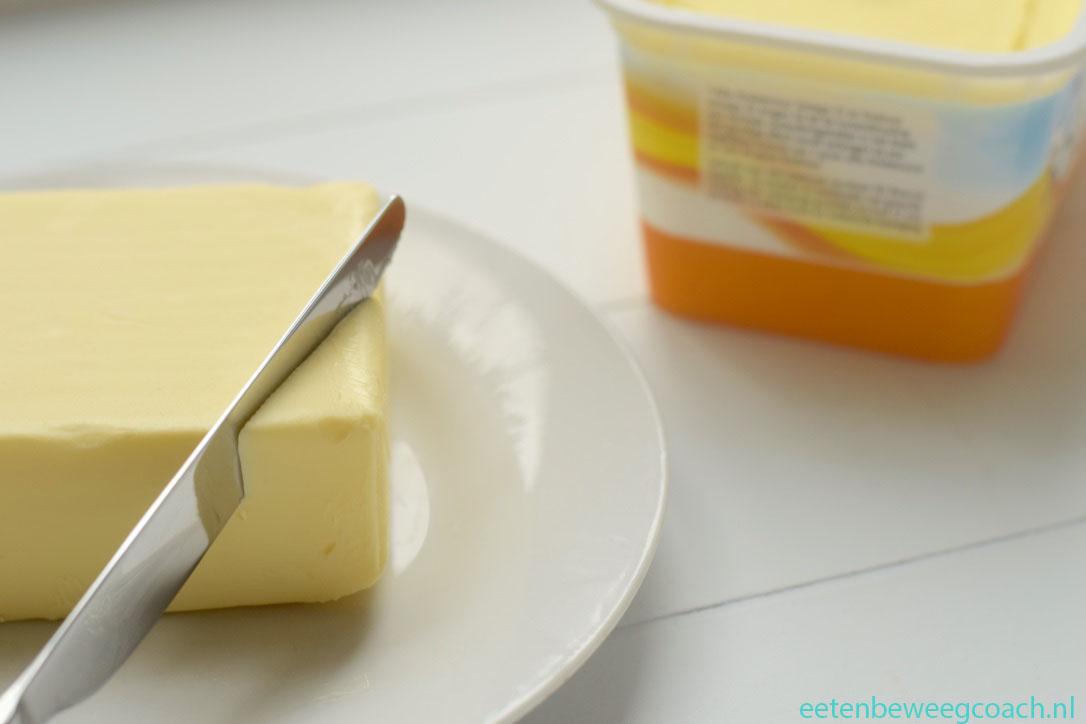 Roomboter en margarine, hoe zit het nu?